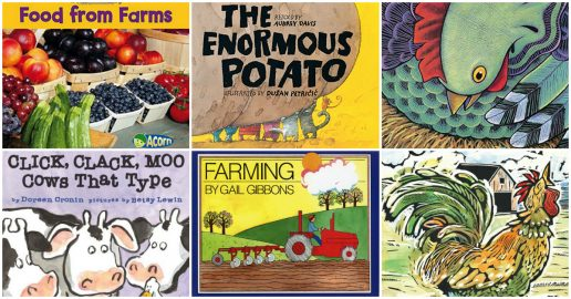 kids farm books