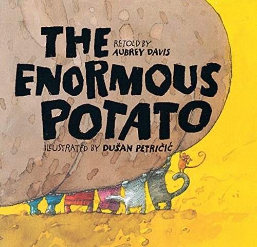 The Enormous Potato by Aubrey Davis